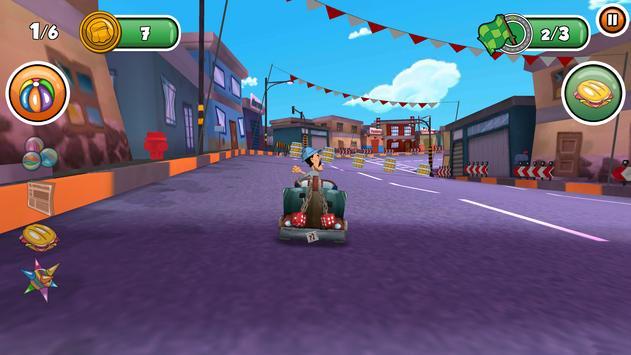 El Chavo Kart captura de pantalla 9