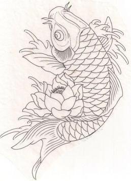 Koi Fish Sketch screenshot 7