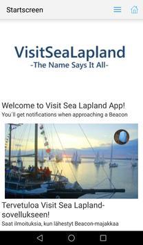 Visit Sea Lapland app screenshot 1
