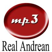 Koleksi Lagu Real Andrean icon