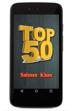 Koleksi Salman Khan Mp3 apk screenshot