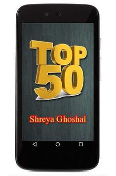 Koleksi Shreya Ghoshal Mp3 poster