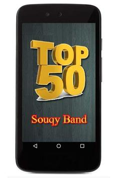 Koleksi Souqy Band Mp3 apk screenshot