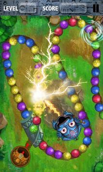 Magic Zuma Revenge apk screenshot