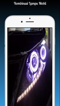 Kombinasi Lampu Mobil apk screenshot