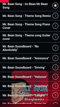 Im Mr Bean Song Soundboard Ringtones screenshot 4