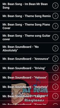 Im Mr Bean Song Soundboard Ringtones screenshot 3