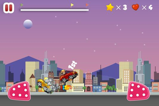 Konoha Ninja Vs Louffy Racing Adventures apk screenshot