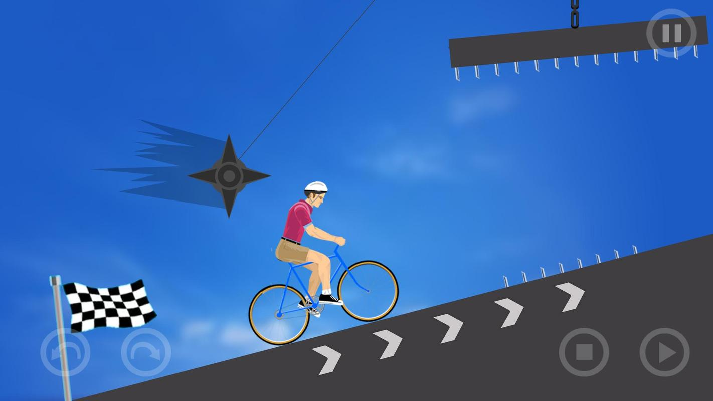 Happy Bicycle On Crazy Hill APK Download - Free Sports