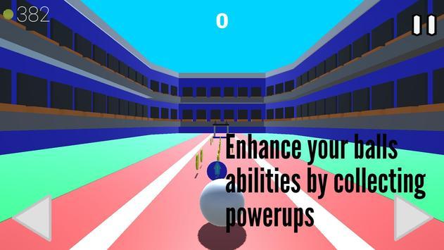 Bouncy Hurdles screenshot 3
