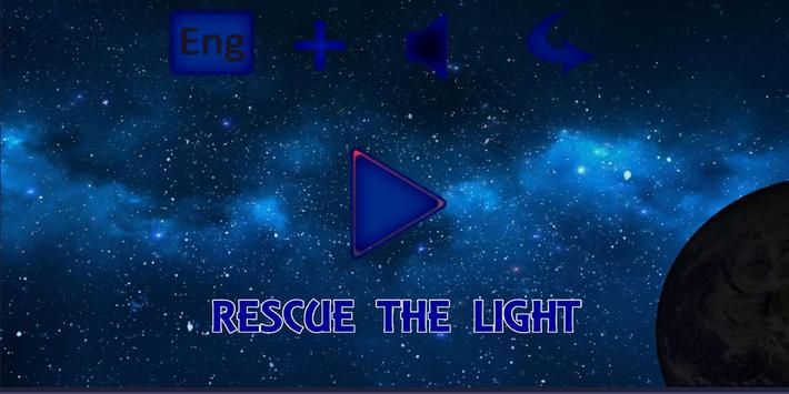 Rescue The Light poster