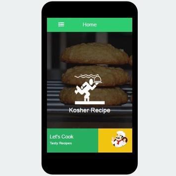 Kosher Recipe screenshot 1