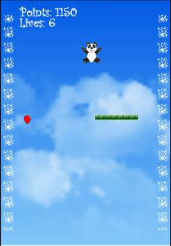 Panda Fall poster