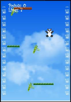 Panda Fall screenshot 1