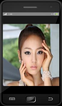 Korean Makeup Style Tutorial screenshot 1