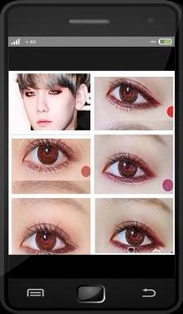 Korean Makeup Style Tutorial screenshot 2
