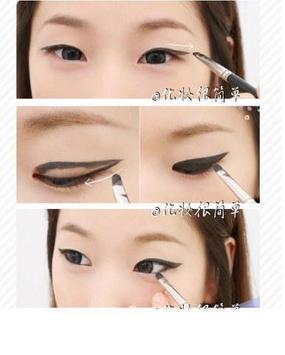 Easy Korean Makeup Tutorial apk screenshot