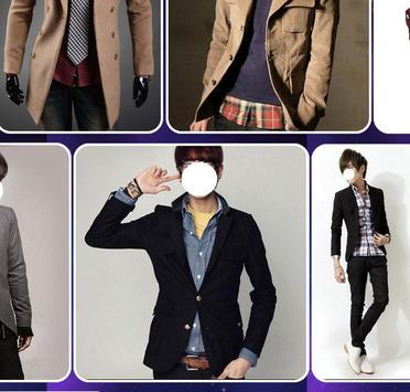 Korean Men's Wear Design screenshot 1