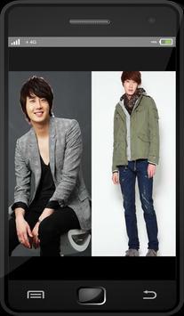 Korean Fashion for Men screenshot 1