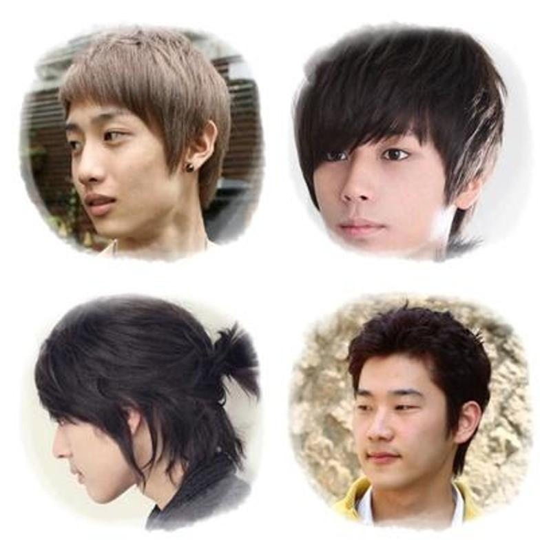 Korean hairstyles for men apk download free lifestyle app for korean hairstyles for men poster korean hairstyles for men apk screenshot voltagebd Image collections