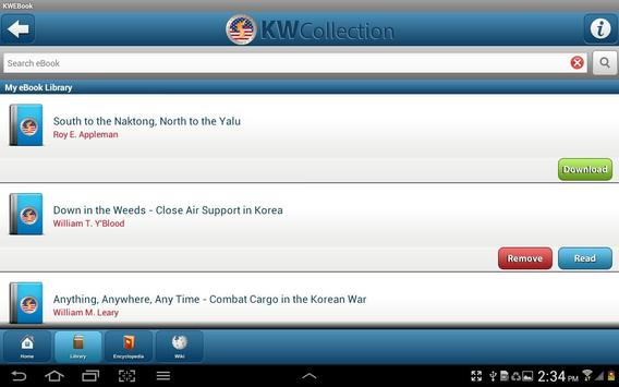Korean War Collection screenshot 3