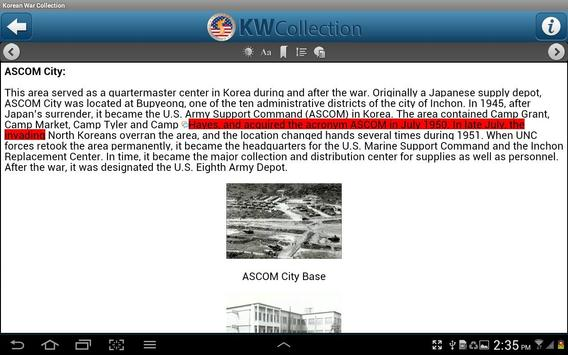 Korean War Collection screenshot 4