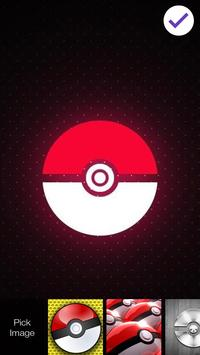 Poke Ball Game Ball Toy Security App Lock poster