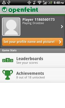 Droidzee screenshot 7