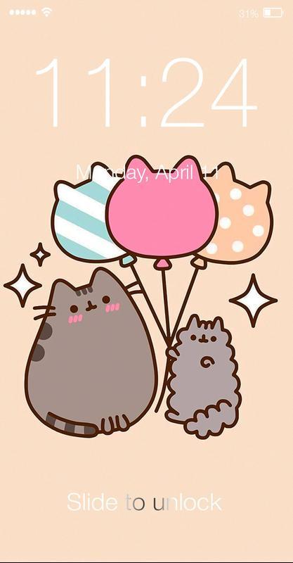 Cute Kawaii Cat Wallpaper Best Cat Wallpaper
