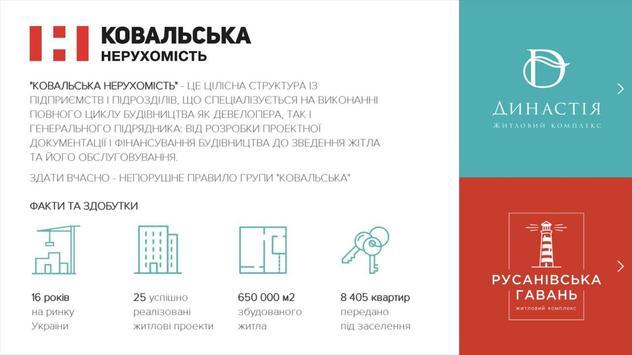 Poster Ковальська