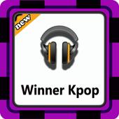 Kpop Winner Song Island Mp3 icon