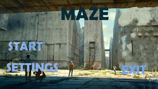 Maze - Puzzle Game poster