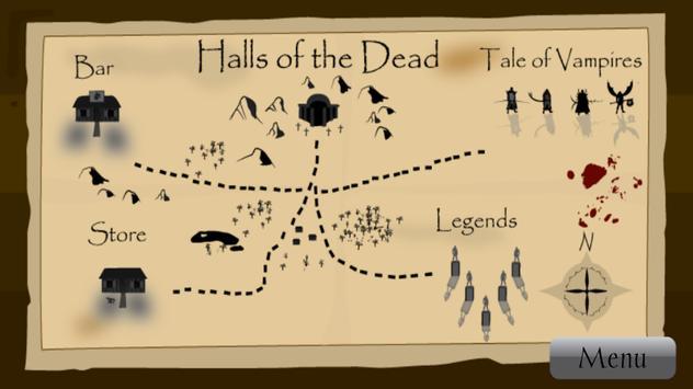 Vampire's Fall screenshot 1