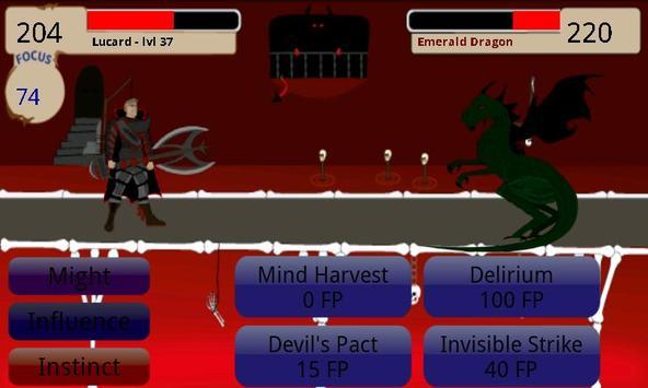 Vampire's Fall screenshot 3