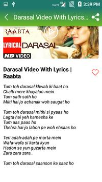 Kriti Sanon Songs - Hindi Video Songs apk screenshot