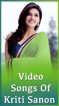 Kriti Sanon Songs - Hindi Video Songs poster