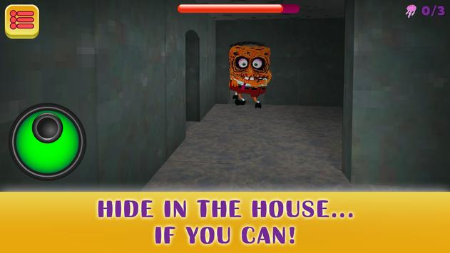 Krusty Krab: Five Nights at Bob 3D screenshot 1