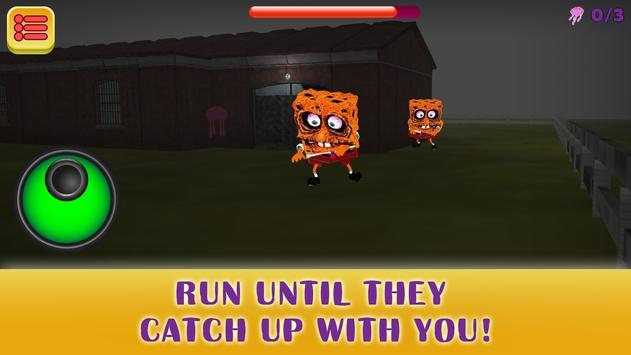Krusty Krab: Five Nights at Bob 3D screenshot 4