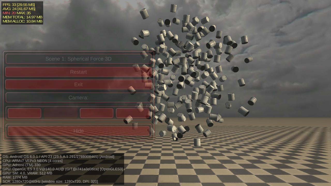 KZ FPS BENCHMARK 2017 for Android - APK Download