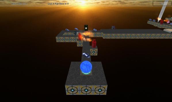 Roll Meth Ball 3D screenshot 6