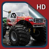 Monster Trucks Theme icon