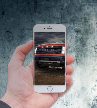 Pickup Truck Wallpapers HD poster