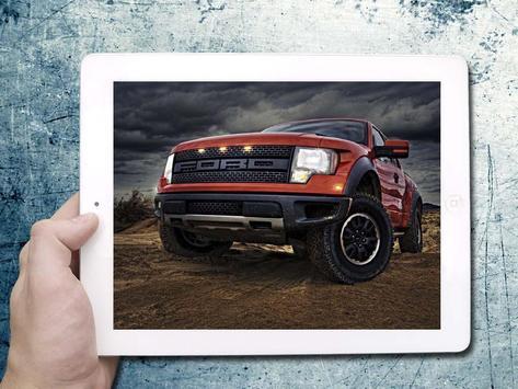 Pickup Truck Wallpapers HD apk screenshot