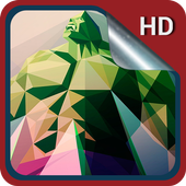 Super Villain Wallpaper HD icon