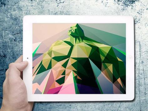 Super Villain Wallpaper HD apk screenshot