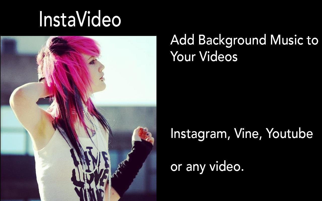 how to add music background to a video
