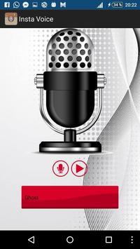 Insta Voice - Change My Voice apk screenshot