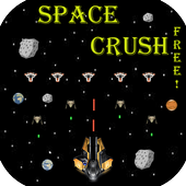 Space Crush Free! icon