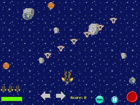 Space Crush Free! screenshot 1