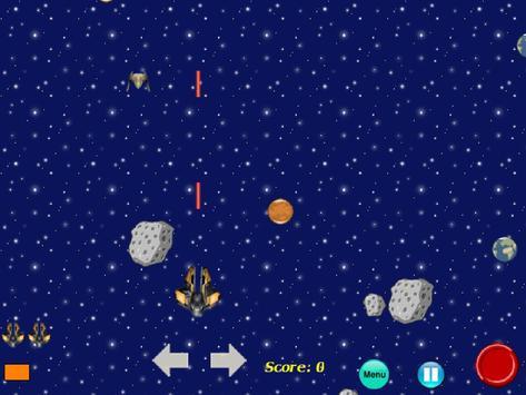 Space Crush Free! screenshot 2